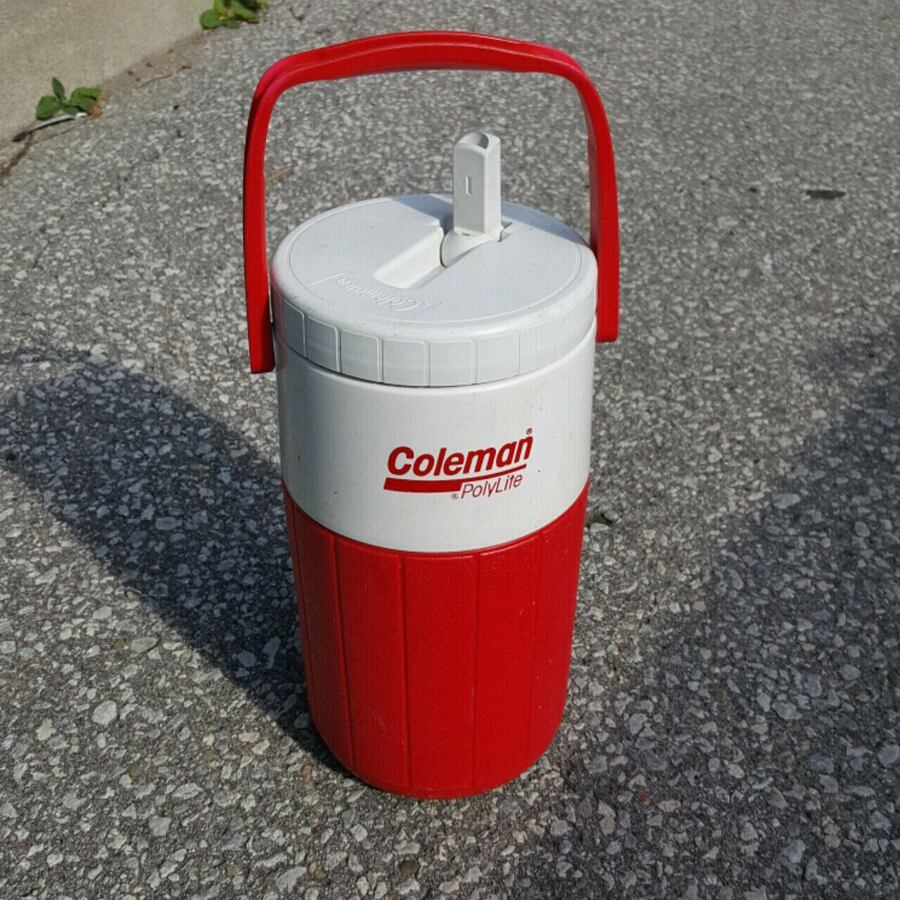 Colman juice container