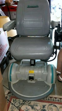 gray and blue motorized wheelchair Springfield, 65803