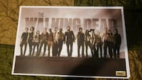 The Walking Dead Poster Fairfax, 22032