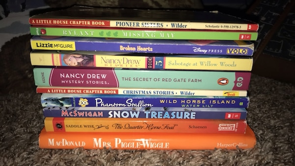 Used Assorted Title Book Lot For Sale In Knoxville Letgo