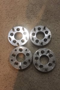 Ford wheel adapters