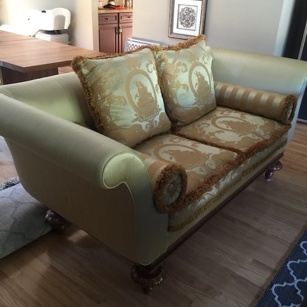 Provasi Italian Furniture Sofa 2 Single Chairs Aide Table And Coffee Included Usado En Venta Walnut Creek Letgo