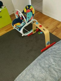 toddler's multicolored activity toy Montreal, H1H 3B3