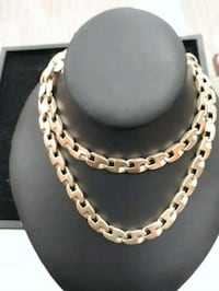 Solid Gold Chain 3158 km
