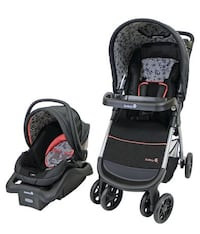 Baby's black travel systems Toronto, M3A 2W8