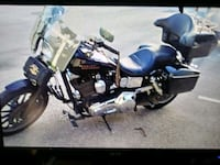 blue and black standard motorcycle Lake Worth, 33467