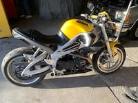 2003 Harley Davison Buell. Adult owned fresh service. !!!  [PHONE NUMBER HIDDEN]