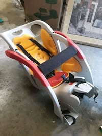 red and black car seat carrier Citrus Heights, 95610