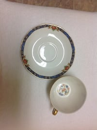 Vintage Cup and Saucer by Limoges, France. Oshawa, L1H