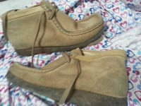pair of brown suede boots Orlando, 32803