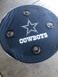 Tailgate cowboys table with carrying case  Las Vegas, 89129