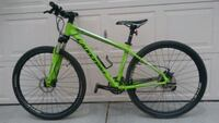 29 inch Cannondale SL4 with disk brakes