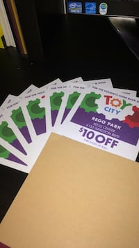Toy City @ Rego Park Coupon  $10 OFF $50+ New York, 11372