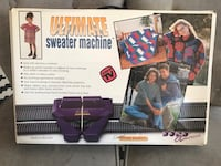 Bond America Ultimate Sweater Machine Vancouver, V5T 2K3