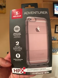 pink Pelican iPhone case 그랜드프레리, T8V 5J7