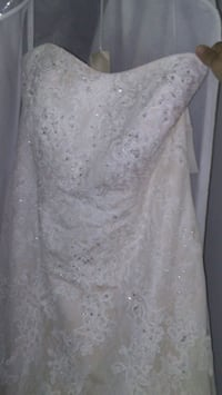 Davids Bridal Wedding dress San Antonio, 78249