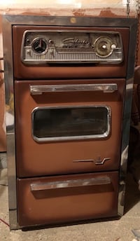 Used Vintage Caloric Wall Oven For Sale In Wantagh Letgo