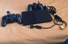 PS2 slim completa