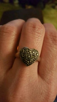 Sterling Silver Ring Size 8.5 Portland, 97206