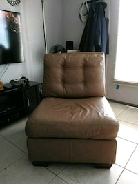 Leather Chair Seminole, 33772