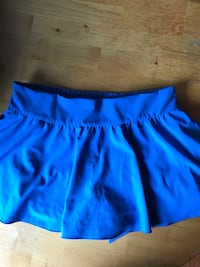 Blue skirt with built in shorts Coeur d'Alene, 83815