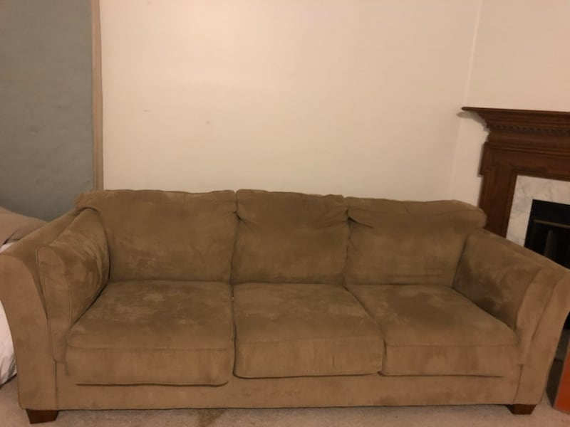 Mocha Sofa with Bed 2ef7b16f-1937-4c2d-9e37-6cf4f5eec740