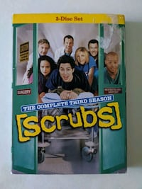Scrubs Season 3 DVD