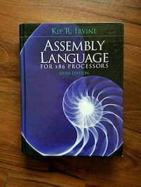 Assembly Language for x86 Processors book Hillsboro, 97124