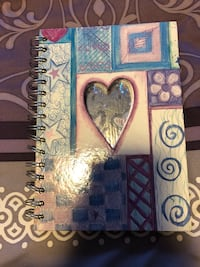 Heart Shaped Journal Brookeville, 20833