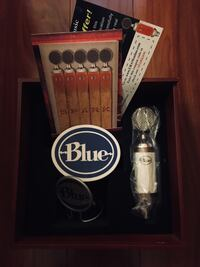 """Blue """"Spark"""" limited edition Condenser Microphone Alexandria, 22315"""