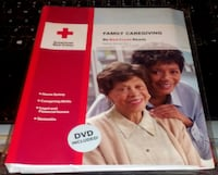 NEW Family Caregiving (American Red Cross Safety) by American National Red Cross  Zanesville