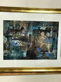 Awesom Abstract Prints ~ Beautifully Framed ~ Have 3  Woonsocket