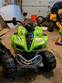 Kawasaki electric kids 4 wheeler Ellicott City, 21043