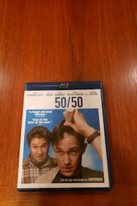 50/50 BluRay White Marsh