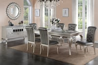 F2151 8 pc. Dinette with server $1,886.00
