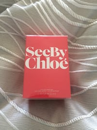 See by Chloe 30ml perfume brand new New Westminster, V3L 1C4