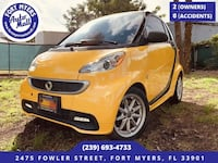 smart fortwo electric drive 2015 Fort Myers, 33901