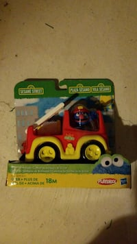 Grover's Fire Truck - BRAND NEW!!!