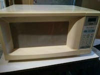 white and black microwave oven London, N5Z 4T5
