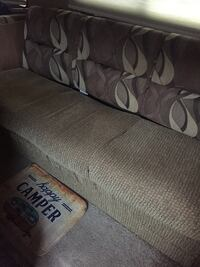 RV Jack-Knife couch with storage underneath.  Fits 71 inch space.  Excellent condition   Edmond, 73003