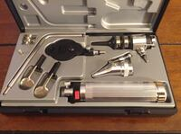 Riester Germany Complete Diagnostic Set in Case - Negotiable Brampton, L6V