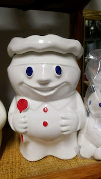 TALKING McCoy pottey Pillsbury Poppin Fresh Doughboy!  Kensington, 20895