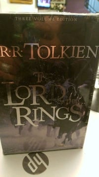 Lord of the rings trilogy book set Aurora, 80017