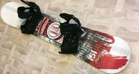 Firefly snowboard with Quicksliver bindings Toronto, M5A 2V5