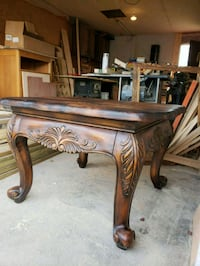 Antique coffee table 3161 km