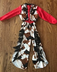 Rodeo Cowboy Costume - Size Youth Small - 83rd & K7 Lenexa, 66227