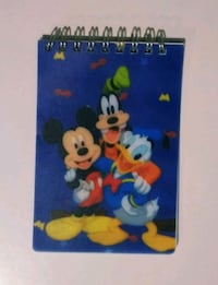 Libreta o cuadernillo de Mickey Mouse Madrid, 28014