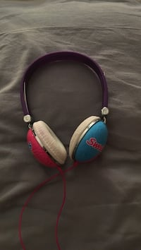 Headphones. in great condition. have been used one time.  have sweetart logo on the sides Las Vegas, 89148