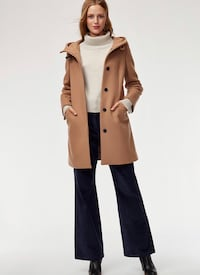 Babaton Pearce Wool Coat Toronto, M4M 1M4