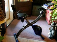 black and blue stationary bike Piqua, 45356